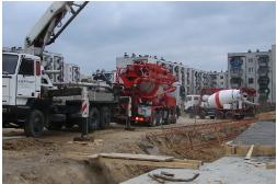 Wbudowywanie betonu Częstochowa