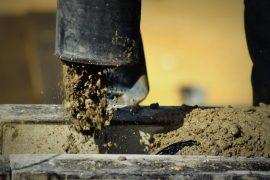 podawanie betonu z pompy
