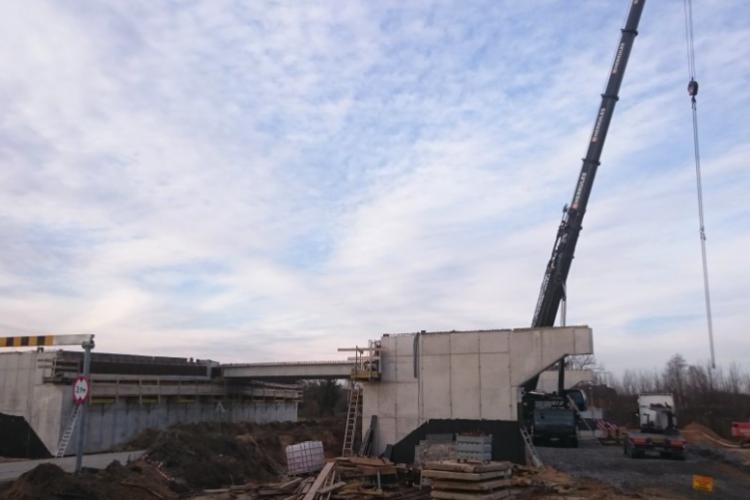 Nasze betony na obwodnicy Częstochowy